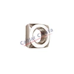 DIN 557 KARE SOMUN/SQUARE NUTS/PASLANMAZ A2 AISI 304/M20-Caglar Civata