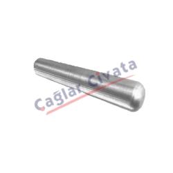 DIN 1–ISO 2339–UNI 7283-KONİK-PİM-PASLANMAZ A4-TAPER PINS-Çaglar Civata